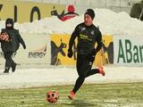 Полузащитник «Олимпика» Фабрисио Альваренга: «Мы увидели, что способны противостоять на равных такой команде, как «Динамо»