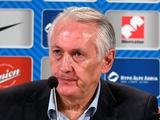 Словения — Украина — 1:1. Послематчевая пресс-конференция