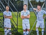 «Динамо» сыграет с «Шахтером» в новой белой форме