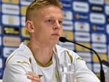 Александр Зинченко: «Гарсия попросил меня не забивать Испании»