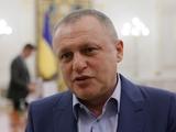 Игорь Суркис: «У нас хватит терпения и настойчивости»