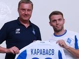 ВИДЕО: «Динамо» представило Абдула Кадири и Александра Караваева