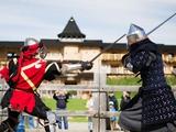19-20 мая в «Парке Киевская Русь» пройдет чемпионат Украины «Зов Героев» по средневековому бою