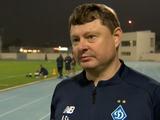 Врач «Динамо» Андрей Шморгун — о травмах и восстановлении игроков на сборах