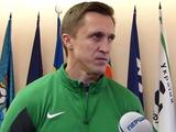 Сергей Нагорняк может возглавить юношескую сборную Украины