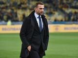 Что решит Андрей Шевченко? Контракт тренера с украинской ассоциацией истекает летом 2020 года