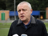 Игорь Суркис: «Идея пригласить Луческу была всегда. Его можно сравнить только с Валерием Васильевичем»