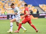 Болельщики назвали лучшего игрока матча «Динамо» — «Минай»
