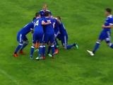 «Динамо U-19» на старте юношеского первенства учинило погром «Десне» (ВИДЕО)