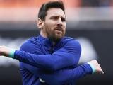Месси вновь не появился на тренировке «Барселоны». Ранее он заявил, что остаётся