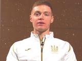 Виктор Цыганков, Никита Бурда и другие игроки сборной Украины поздравили болельщиков с Новым годом (ВИДЕО)