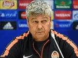 Мирча Луческу: «Явные ошибки судьи привели к тому, что мы отстаем на три очка от «Динамо»