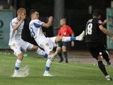 «Заря» — «Динамо» — 1:3: ФОТОрепортаж