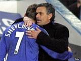 Андрей Шевченко возглавляет список самый дорогих трансферов Жозе Моуринью