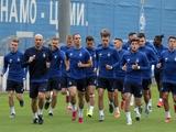 «Динамо» готовится к матчу с «Десной» почти в полном составе
