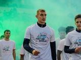 В Беларуси игроки вышли на матч в футболках с надписью «Мы молимся за весь мир»