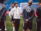 Йоахим Лёв: «Должны показать себя в матчах с Украиной и Швейцарией»