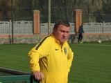 «Футбольный клуб есть, а команды нет»: первые слова нового главного тренера «Александрии»