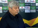 Мирча Луческу: «Если бы летом кто-то сказал, что мы будем играть на этой стадии плей-офф, никто бы не поверил»