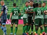 «Ференцварош» Реброва вышел во 2-й квалификационный раунд Лиги чемпионов, где сыграет с «Селтиком»