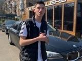 Динамовец Евгений Рязанцев признался, что пошутил о BMW (ФОТО)