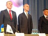 Лидер футбольной сборной Верховной Рады Андрей Кожемякин избран членом Исполкома НОК Украины
