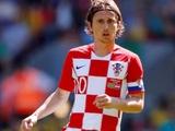 Модрич: «Хорватия наберет свои очки в матче с Аргентиной»