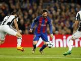«Барселона»— «Ювентус»— 0:0. Обзор матча. Когда защита сильнее нападения
