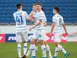 Болельщики назвали лучшего игрока матча «Динамо» — «Днепр-1»