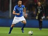 Джорджо Кьеллини: «Мы хорошо играли против Украины 60 минут»