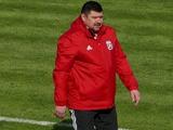 Владимиру Мазяру стало плохо во время матча чемпионата Казахстана