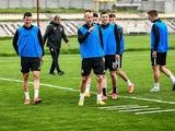 «Заря» готовится к финалу Кубка против «Динамо» без потерь