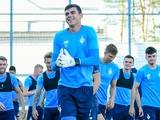 Валентин Моргун: «Теперь нужно в два раза больше работать на тренировках»