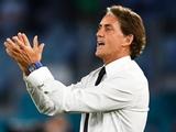 Манчини: «Сборная Италии сыграла безупречно в матче с Бельгией»