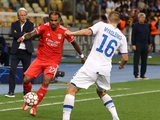 Валентино Лазаро: «Гол «Динамо» стал бы воплощением несправедливости. Мы были главной командой на поле»