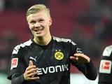 Холанд: «Хотел сказать Роналду, что стал футболистом из-за него»