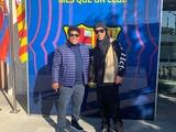 Роналдиньо объявил о возвращении в «Барселону»
