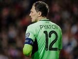 Андрей Пятов: «Если бы тест дал отрицательный результат, сразу отправился бы в сборную Украины»