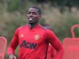 Погба готов продлить контракт с «Манчестер Юнайтед»