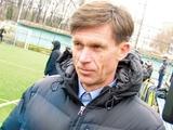 Юрий Шелепницкий: «Будем надеяться, что Тымчик в ближайшее время наверстает упущенное и сумеет составить конкуренцию Караваеву»