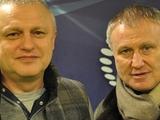 Михаил Суркис: «Игорь и Григорий могут крепко поспорить и обидеться друг на друга»
