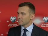 Андрей Шевченко: «Не дать чемпионам Европы забить на их поле — отличный результат»