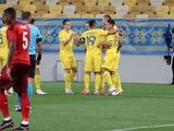 Беспроигрышная серия сборной Украины достигла 12 матчей и длится почти два года