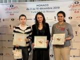 Монако: Костенюк - первая по дополнительным показателям