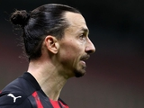Травмированный Ибрагимович включен в заявку «Милана» на матч против «Аталанты»