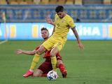ФОТОрепортаж: Украина — Швейцария — 2:1