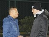 Вячеслав Шевчук: «Очень рад был снова увидеть Горана Саблича»