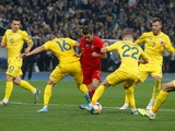 Украина — Португалия — 2:1. Запакованная Португалия
