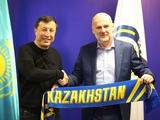 Михал Билек — главный тренер сборной Казахстана