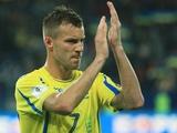 Табель успеваемости в клубе игрока сборной Украины. Андрей Ярмоленко
